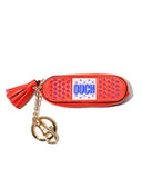 EMBOSSED KEY RING #1