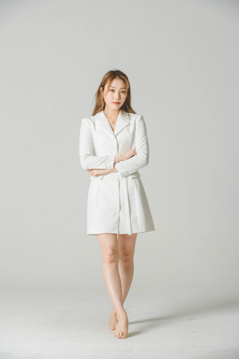 LUXE BLAZER DRESS