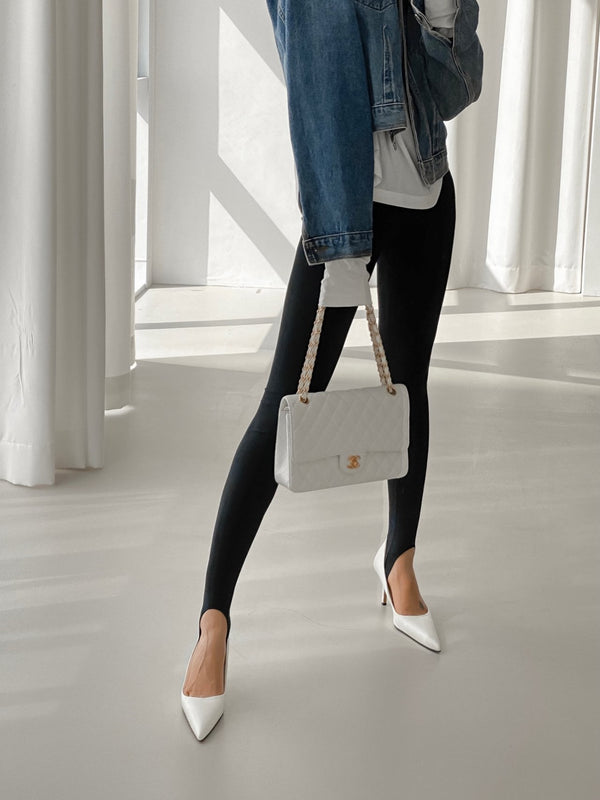STIRRUP STRETCH LEGGINGS