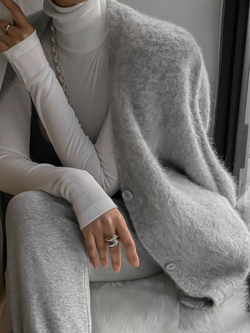 TURTLENECK RIBBED BODY SUIT