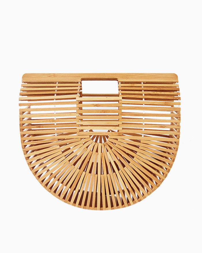 BAMBOO BEACH BAG