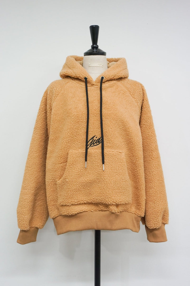 GIA TEDDY FLEECE JACKET