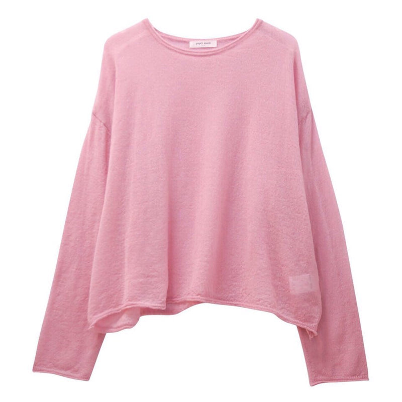 [SPECIAL PRICE] BABY KID MOHAIR SHEER KNIT
