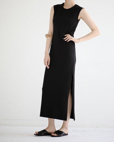 MUSTHAVE JERSEY MAXI DRESS - 2 COLORS