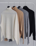 CASHMERE TURTLE NECK