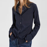 LUXE PERFECT FIT CLASSIC SHIRT - 4 COLORS