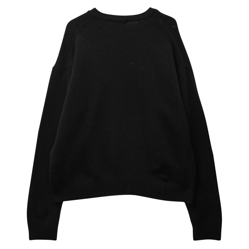 CASHMERE ROUND NECK SWEATER