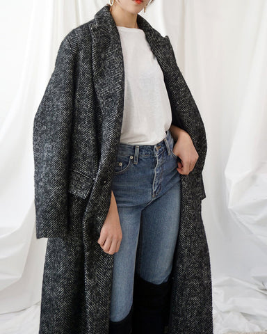 MUSTHAVE OVERSIZED COAT
