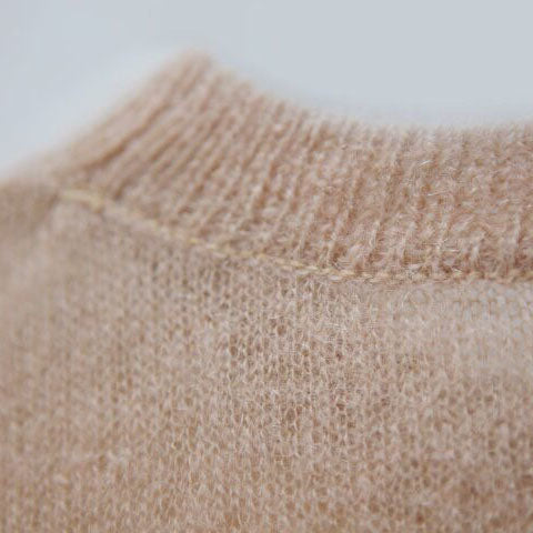 LUXE BABY ALPACA KNIT