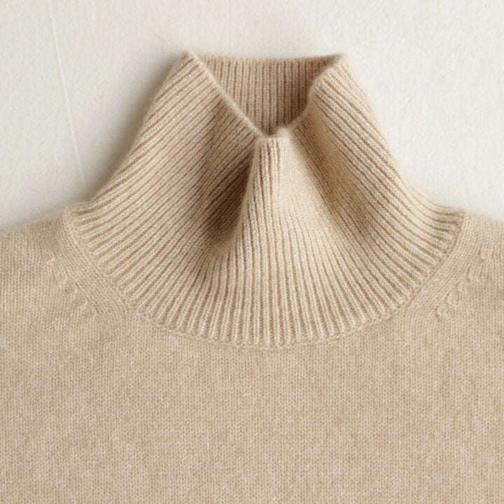 [SPECIAL PRICE] BABY CASHWOOL HALF NECK JUMPER