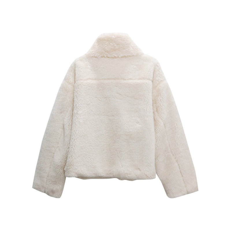 TEDDY FLEECE JACKET