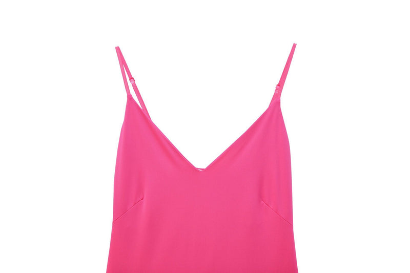 SLEEVELESS CAMISOLE TOP