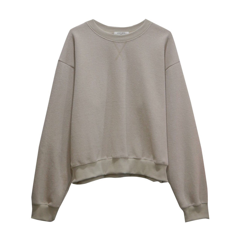 SOFT COTTON SWEATSHIRT