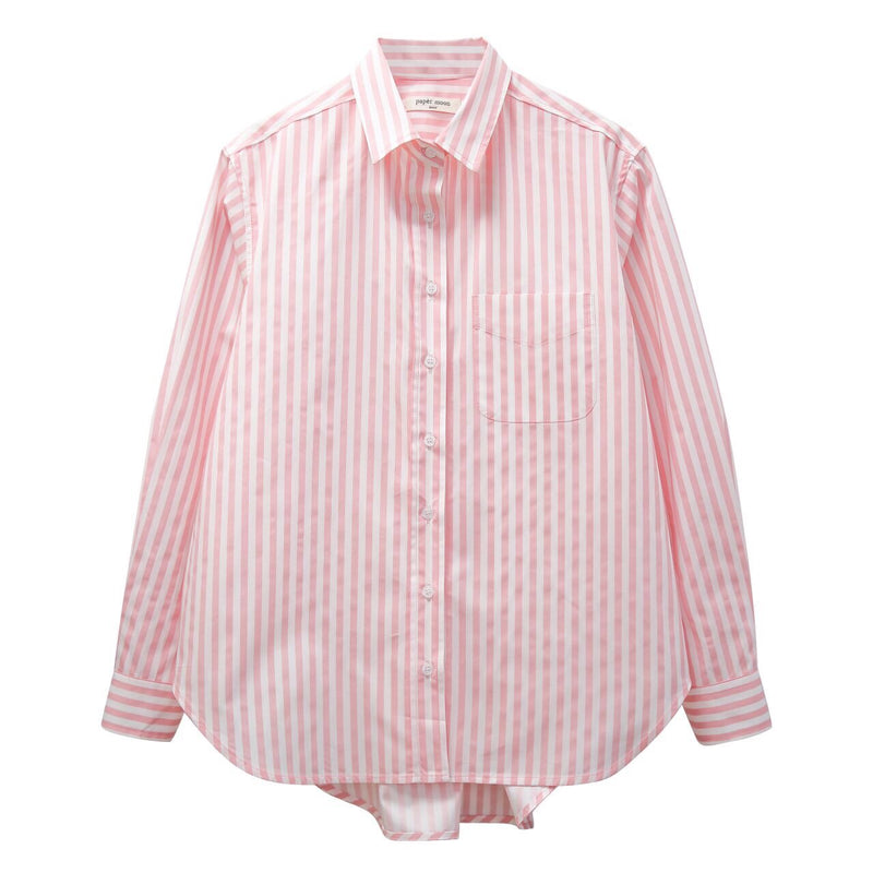 STRIPE COTTON SHIRT