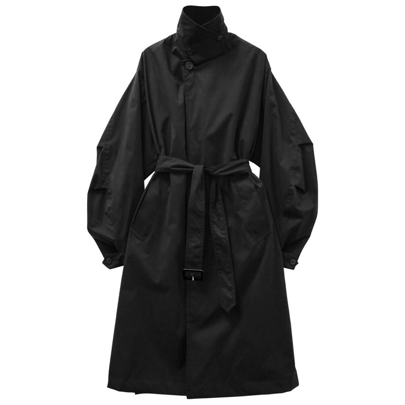 VENTILE OVERSIZED TRENCH COAT