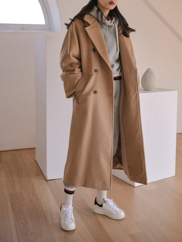 MAX MADAME WOOL COAT