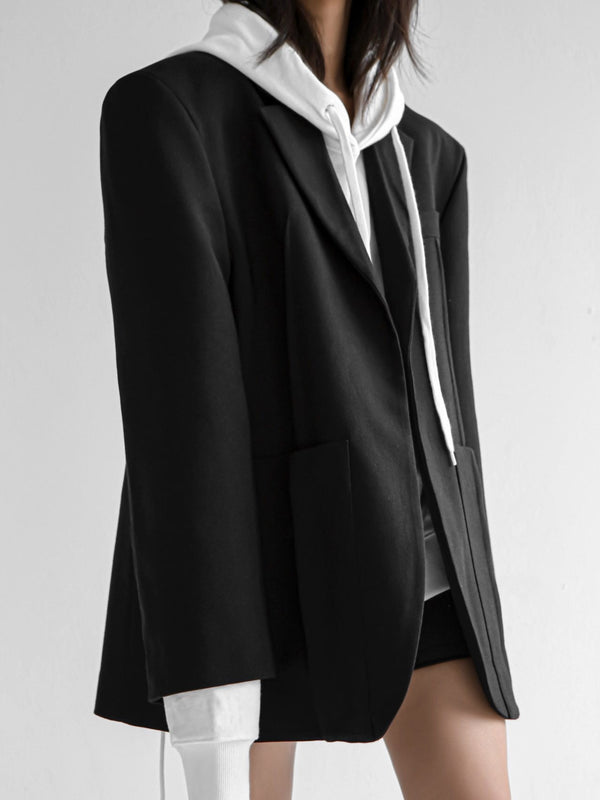 OVERSIZED SUMMER TAILORED BLAZER
