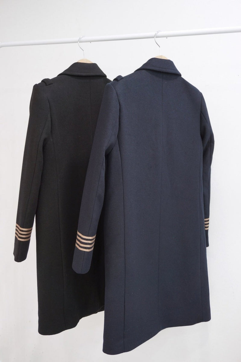 SAINT LAURENT WOOLEN COAT
