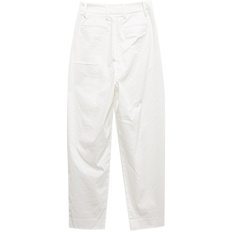 BELTED SUMMER WRAP TROUSERS