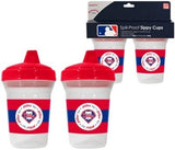 Philadelphia Phillies Sippy Cup 2 Pack