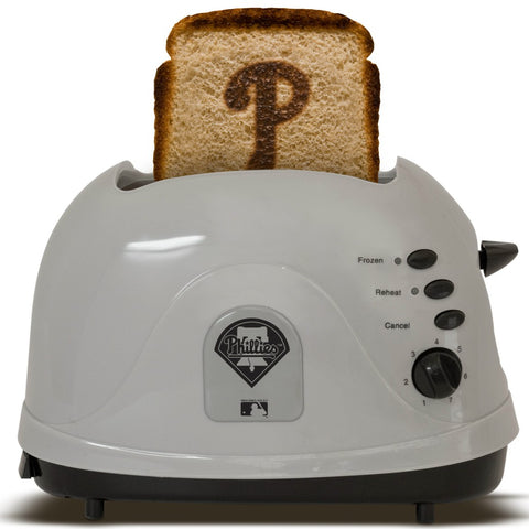 Philadelphia Phillies Toaster Gray
