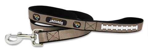 Jacksonville Jaguars Reflective Football Leash - S