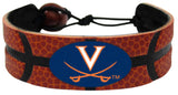 Virginia Cavaliers Classic Basketball Bracelet