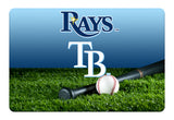 Tampa Bay Rays Baseball Pet Bowl Mat-L