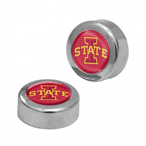 Iowa State Cyclones Screw Caps Domed