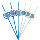 Denver Nuggets Team Sipper Straws
