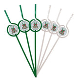 Milwaukee Bucks Team Sipper Straws