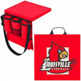Louisville Cardinals Seat Cushion and Tote