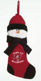"Tampa Bay Buccaneers 22"" Snowman Stocking"