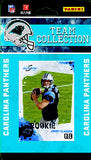 Carolina Panthers 2010 Score Team Set