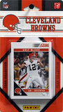 Cleveland Browns 2011 Score Team Set