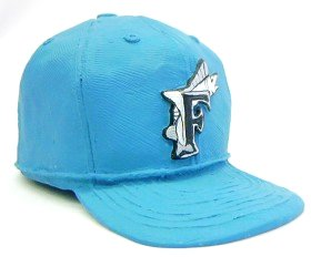 Florida Marlins Ceramic Baseball Cap