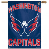 Washington Capitals Banner 28x40 Vertical