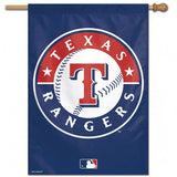 Texas Rangers Banner 28x40 - Special Order
