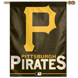 Pittsburgh Pirates Banner 27x37 Vertical