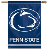 Penn State Nittany Lions Banner 28x40 Vertical - Special Order