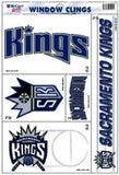 Sacramento Kings Decal 11x17 Ultra