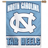 North Carolina Tar Heels Banner 28x40 Vertical Second Alternate Design - Special Order