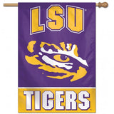 LSU Tigers Banner 28x40 Vertical - Special Order