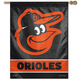 Baltimore Orioles Banner 28x40 Vertical - Special Order