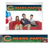 Chicago Bears Banner 12x65 Party Style