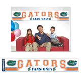 Florida Gators Banner 12x65 Party Style
