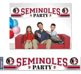 Florida State Seminoles Banner Party