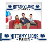 Penn State Nittany Lions Banner 12x65 Party Style Special Order
