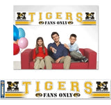 Missouri Tigers Banner 12x65 Party Style Special Order