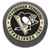 Pittsburgh Penguins Hockey Puck - Est 1967 - Bulk